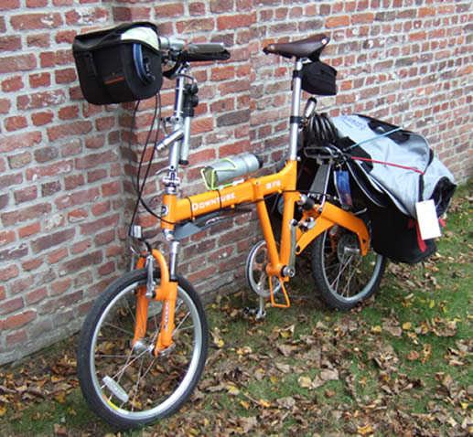 Travel Bike for touring