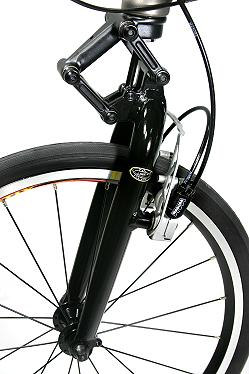 Suspension Forks For Folding Bikes In The Usa Downtube