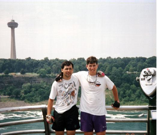 Niagara Falls Bike Tour
